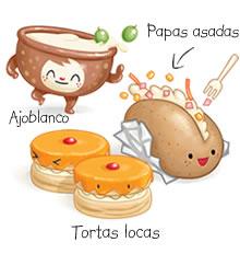 Gastronomía de Málaga